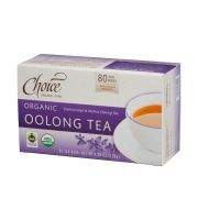 Choice® Organic 6/80 TB Oolong Tea