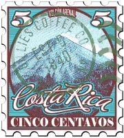 GREEN COFFEE Costa Rica Tarrazu