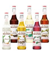 Monin® Six Pack 6x750ml Your Choice