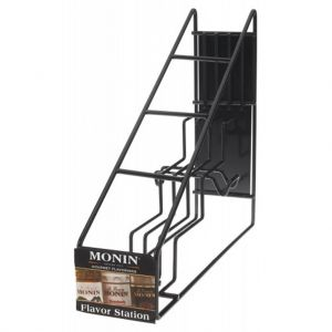 Monin® 4 x 750 Syrup Bottle Display Rack