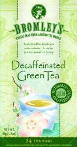 Bromley's® 6/24 TB Decaffeinated Green