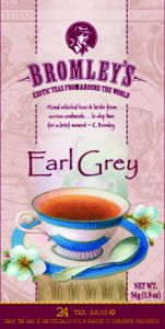 Bromley's® 6/24 TB Earl Grey