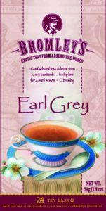 Bromley's® 2 x 6/24 TB Earl Grey