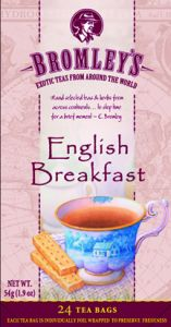 Bromley's® 6/24 TB English Breakfast