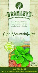 Bromley's® 6/24 TB Cool Mountain Mint