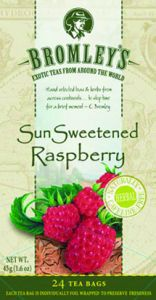Bromley's® 6/24 TB Sunsweet Herbal Raspberry