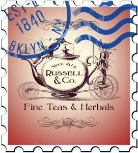 Russell's Black Tea / Estate Tea - India Darjeeling 1st Flush  FTGFOP-1