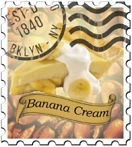 Banana Cream Dark Roast Flavored Coffee