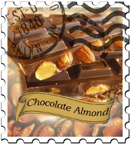 Chocolate Almond Dark Roast Flavored Coffee