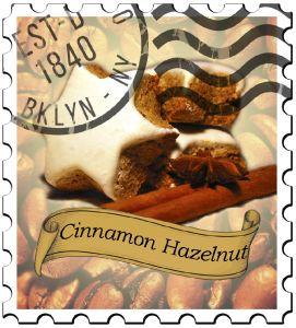 Cinnamon Hazelnut Dark Roast Flavored Coffee