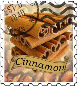 Cinnamon Dark Roast Flavored Coffee