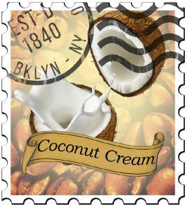 Swiss Water® Decaffeinated Coconut Cream