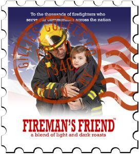 Fireman's Friend® Blend
