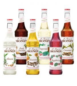 Monin® Six Pack 6x750ml Your Choice