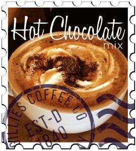 Gillies Creamy Hot Chocolate Mix 6/2 LB