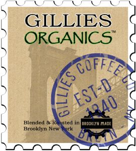 Certified Organic & Fair Trade Gillies Organics™ Blend