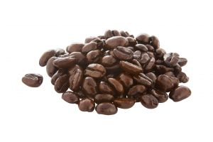 Caramel Nut Dark Roast Flavored Coffee