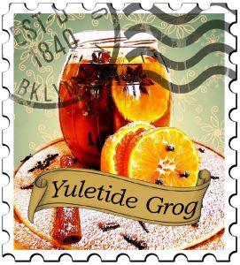 Yuletide Grog™ Flavored Coffee