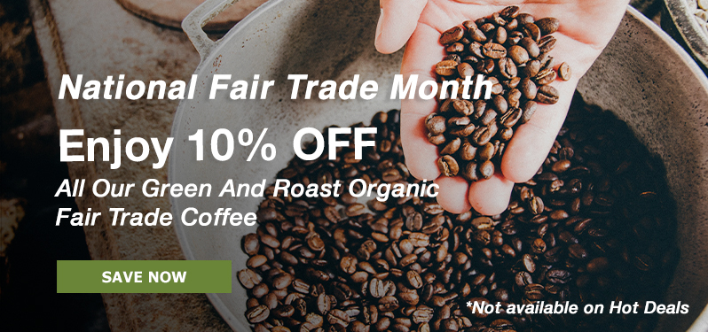 wholesale roasted certified coffees